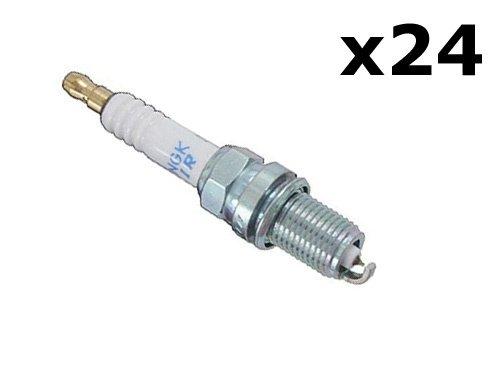 Mercedes (03-13 v12) Spark Plug set (x24 plugs) NGK IFR6Q-G - Chart Plug Ngk