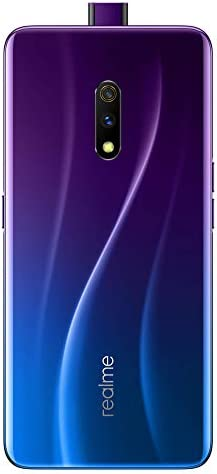 Original Realme X 4G+64G Mobile Phone Android 9 4G LTE Snapdragon 710 6.53