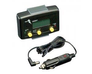 VoltMinder Digital Volt Meter w 6 Foot Cord for 12V Batteries