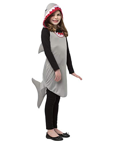 SHARK DRESS TWEEN 10-12 -