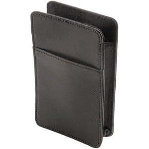Navitech Slim Line Leather case & Clip For The Garmin Nuvi 1410t, 1410, 1450, 1450t, 1490t, 1490, 1490 TV & 1495