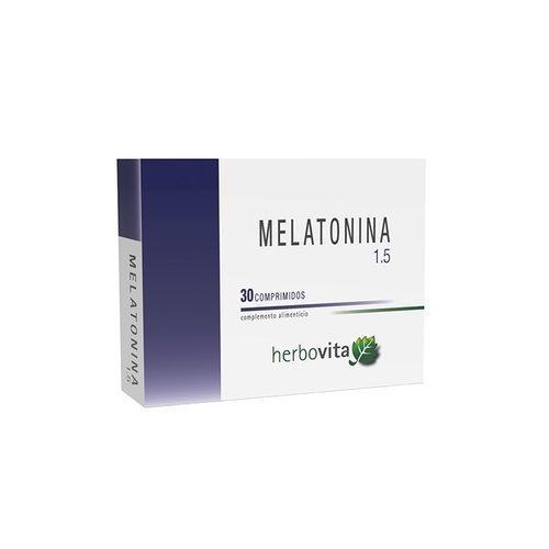 Melatonina 1,5Mg. 30 Comprimidos de Herbovita: Amazon.es: Salud y cuidado personal