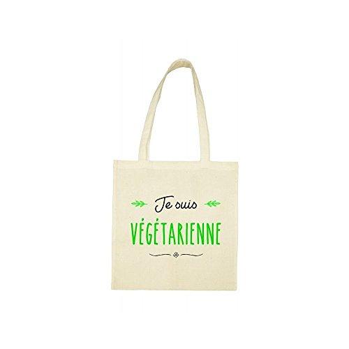 vegetarienne bag Tote beige beige vegetarienne Tote bag 7BHqa