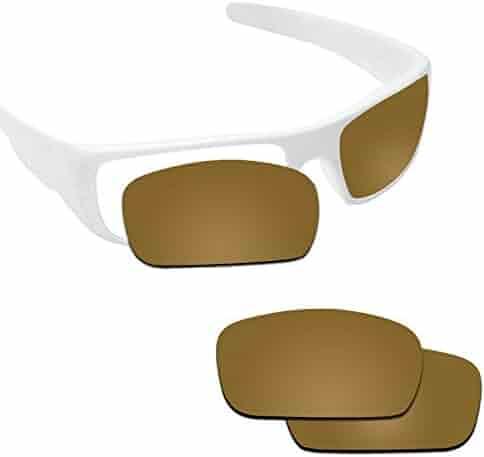 073e076b09 Fiskr Anti-saltwater Lenses Compatible with Oakley Crankshaft Sunglasses - Various  Colors