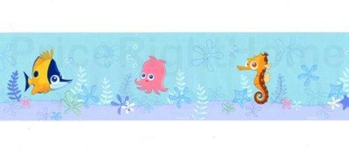 Disney Pixar Findet Finding Baby Nemo Tapete Bordüre 5 m lang x 11 cm breit Selbstklebend Borte NEU