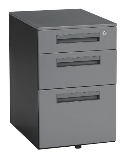 OFM 66300-GRY Drawers, 15.5 by 23-Inch, Gray by OFM