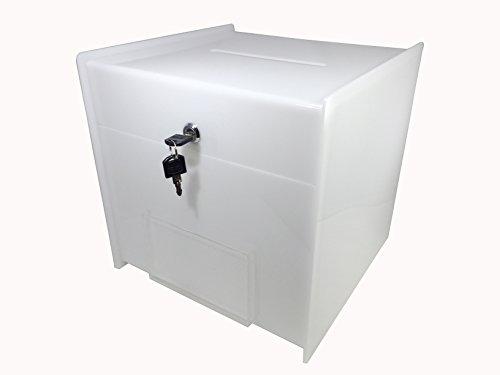 Fixture Displays Acrylic Ballot Box Donation Box Suggesti...