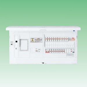 パナソニック LAN通信型 HEMS対応住宅分電盤 《スマートコスモ コンパクト21》 太陽光発電システム対応 リミッタースペース付 主幹容量40A 回路数12+回路スペース数2 BHH34122J B0725S3MCR