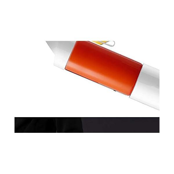 QZA, Frullatore Portatile da 250 ml, Estrattore di Succo USB, Spremiagrumi Ricaricabile, Mini frullatore per Frutta… 3 spesavip