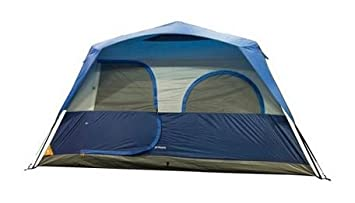 Embark 8-person Instant Cabin Tent Blue  sc 1 st  Amazon.com & Amazon.com : Embark 8-person Instant Cabin Tent Blue : Sports ...