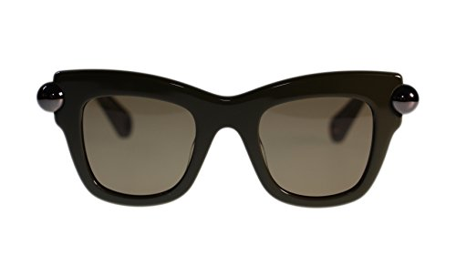 christopher-kane-sunglasses-ck0006s-003-green-with-brown-lens-square-46mm-authentic