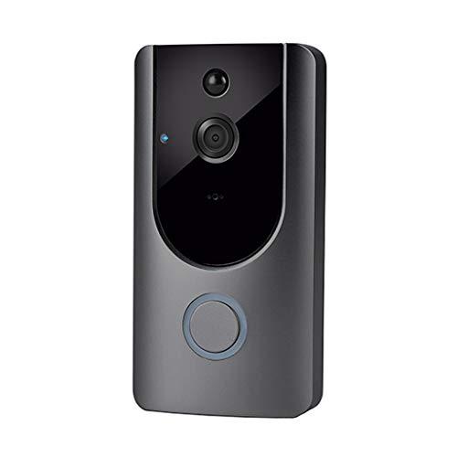 ❤️Byedog❤Wireless Smart WiFi Door Bell Video Visual Ring Camera Intercom Home Security