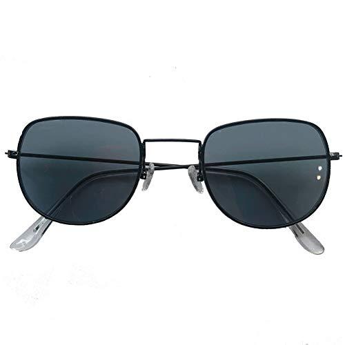 de sol NIFG de sol de gafas de retro metal Gafas gafas moda de sol x1USq01w