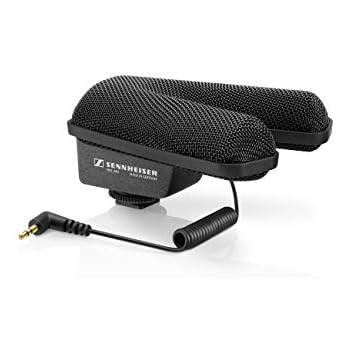 Sennheiser MZW400 Professional Accessory Kit for MKE400 Shotgun Microphone