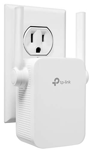 TP-Link N300 WiFi Extender(TL-WA855RE)-WiFi Range Extender, up to 300Mbps speed, Wireless Signal Booster and Access…