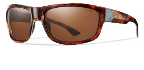 Smith Optics Dover Sun Sunglasses, Tortoise Frame, Polarchromic Copper TLT - Optics Tlt