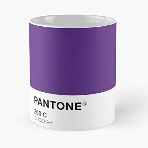 Loona Choerry Pantone Color Gift Coffee/tea Ceramic Mug Father Day
