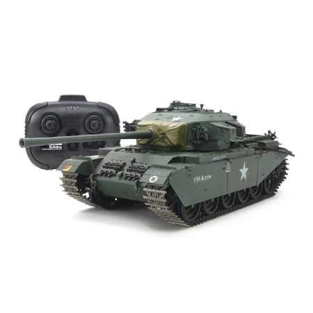 Tamiya 1/25 British Tank Centurion Mk.III with Control Unit Kit