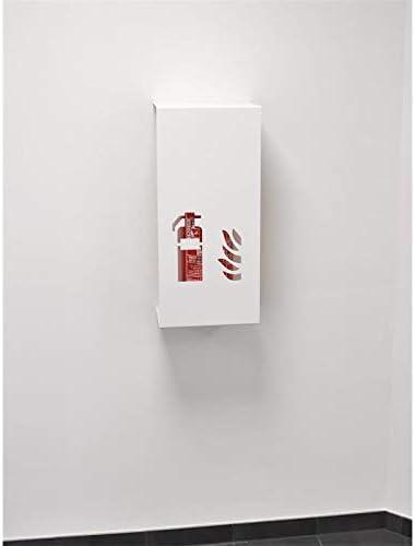 Soporte para extintor color blanco ZIEGER 10007045