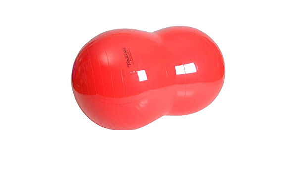Gymnic Physio Roller Ø 40 cm Red Gymnastics role fitness role