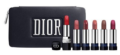 Dior 2017 Holiday Bijou Edition Rouge Dior Couture Lipstick Set by Dior