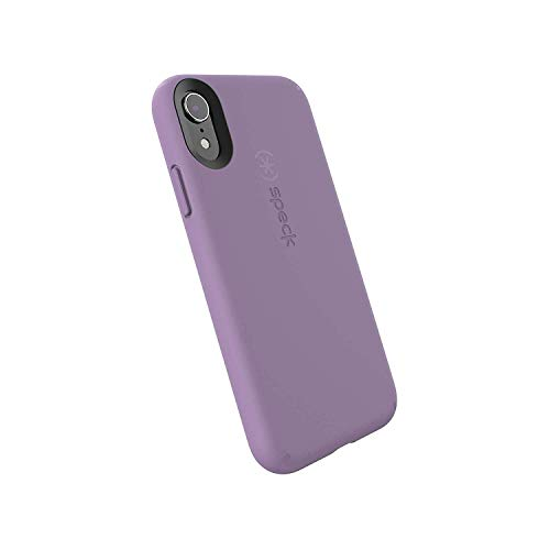 Speck Products CandyShell Fit iPhone XR Case, Lilac Purple/Lilac Purple ()