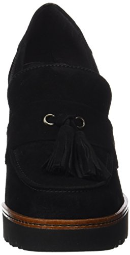 Fermé Noir Black Escarpins Gadea Bout Silk Femme wfU8RtTq