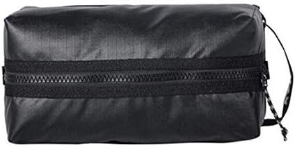 化粧ポーチ ウォッシュバッグ耐摩耗屋外トラベルウォッシュセットトイレタリー収納袋トラベル ウォッシュバッグ (色 : 青, Size : 10x11x20.5cm)