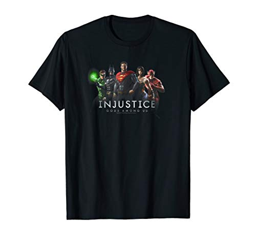 Injustice: Gods Among Us Injustice League T Shirt