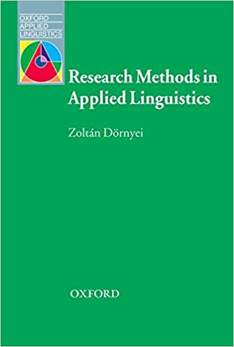 Research methods in applied linguistics oxford applied research methods in applied linguistics oxford applied linguistics fandeluxe Choice Image