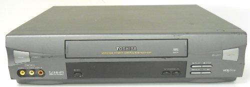 Toshiba VHS VCR Plus HiFi Stereo Universal Remote Control Ea