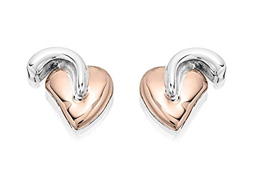 8f37e9cc4 Clogau Women Jewellery Silver 9Ct Rose Gold Tree Of Life Stud Earring  Gifts: Amazon.co.uk: Jewellery