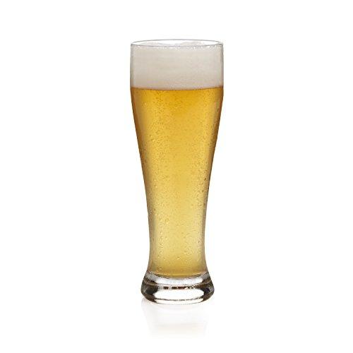 Tall Pilsner (Libbey Giant Beer 6-piece Weizen Glass Set)