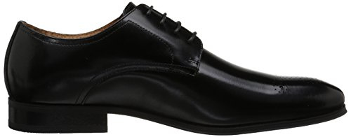 sale wiki Florsheim Men's Casablanca Perf Toe Dress Shoe Lace up Oxford Black clearance excellent low price fee shipping for sale buy cheap low shipping KWoDZ