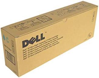 Dell GD900 Toner Cartridge für 5110CN, 12000 Seiten, cyan