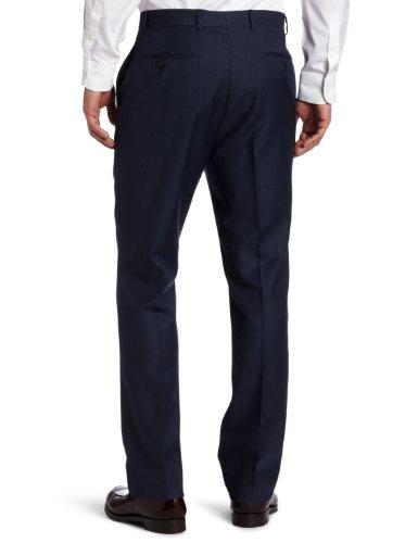 Tommy Hilfiger Mens Flat-Front Trim-Fit Pant