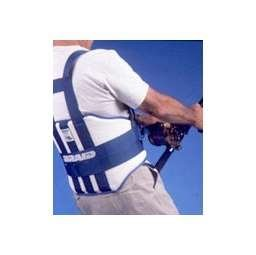 Braid Harness - Braid Products Bluefin Harness (Fits up to 54-Inch)