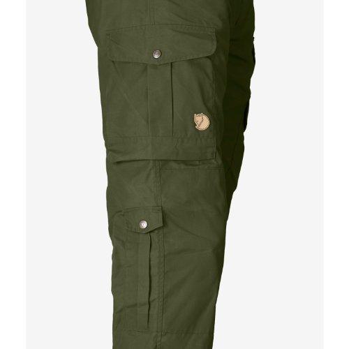 Fjällräven Herren Greenland Trouser Freizeithose Hose Dark Olive 8fAKS