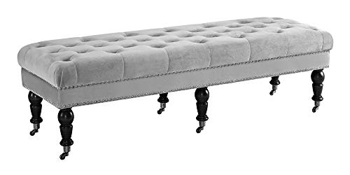 isabelle bench gray