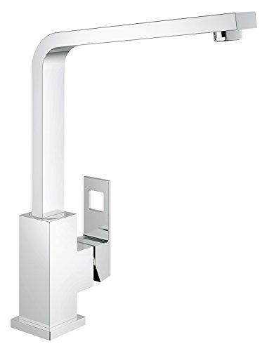 GROHE Eurocube Küchenarmatur, Schwenkbereich 360°, hoher Auslauf 31255000