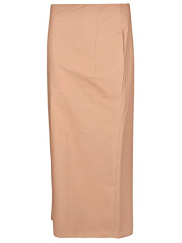 - Jil Sander Women's Jnwm3508ajm2535265 Pink Cotton Skirt