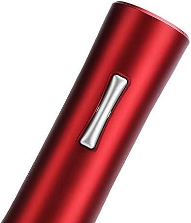 Abridor de vino eléctrico Sacacorchos eléctrico Accesorio de cocina Botella automática Tarro Sacacorchos Cortador de papel de aluminio para el hogar Restaurante Fiesta