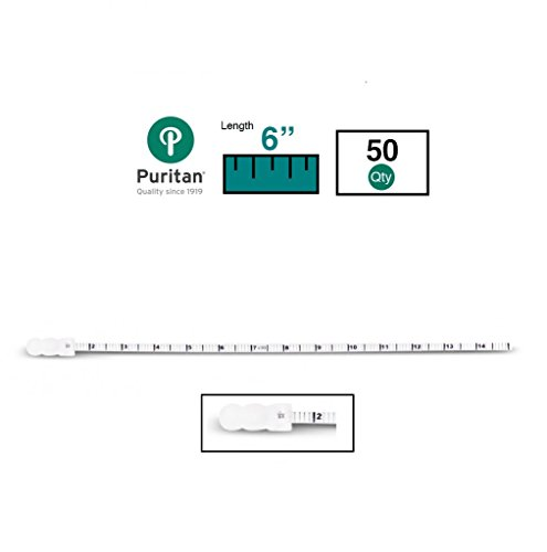 Puritan DM Stick®, Size 15.24cm, Box of 50