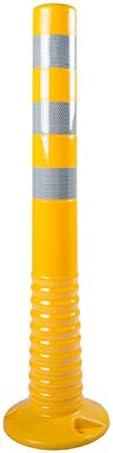 Sicherheitsprodukte Poller gelb 75cm hoch Leitkegel