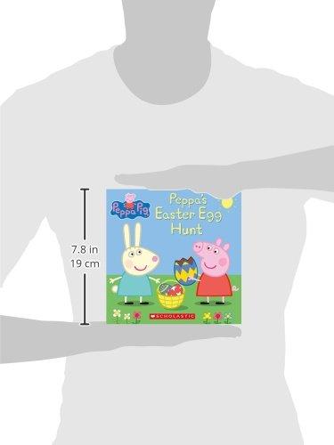Peppa's Easter Egg Hunt (Peppa Pig: 8x8)