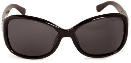 Femme de Eyelevel Black Noir Soleil Lunettes qS7YO7