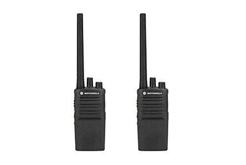 2 Pack of Motorola RMV2080 Business Two-Way Radio 2 Watts/8 Channels Military Spec by Motorola