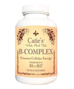 Catie's Whole Food B-Complex - 150 Capsules
