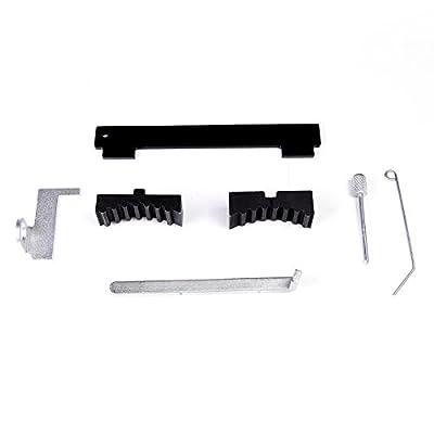 AURELIO TECH OATTK1613XC 16V 1.6 1.8 Camshaft Tensioning Locking Alignment Timing Tool Kit Compatible with Chevrolet Alfa Romeo: Automotive