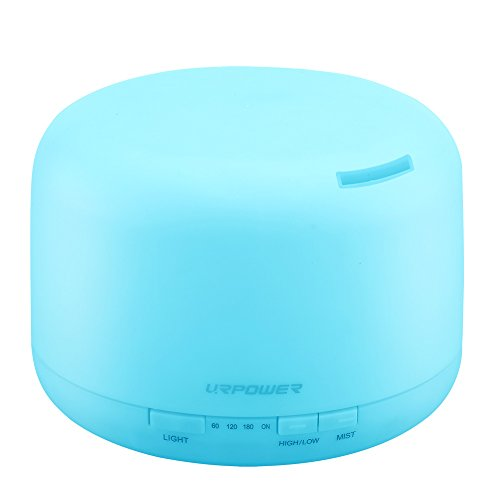 URPOWER-300ml-Aromatherapy-Essential-Oil-Diffuser-with-4-Timer-Settings-and-Waterless-Auto-Shut-off
